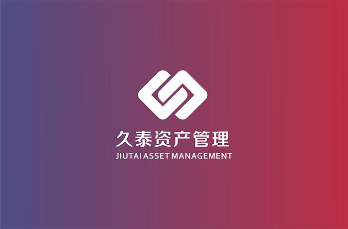 江西久泰资产管理公司标志设计【广州标志设计】
