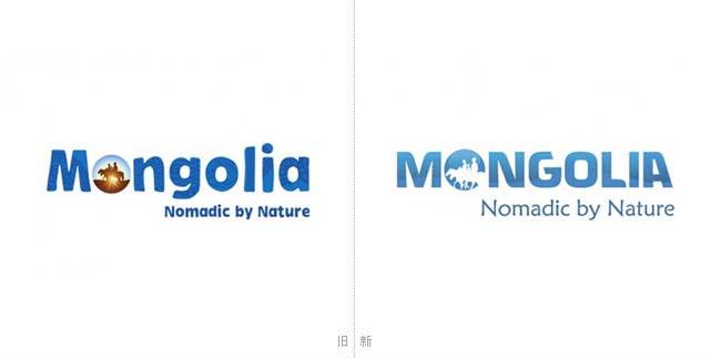 【广州旅游标志设计】蒙古国推出全新的旅游标志设计