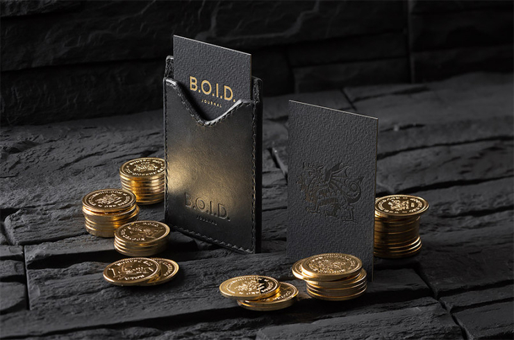 B.O.I.D. 品牌形象标志设计、VI设计