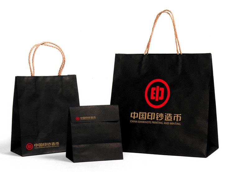中国印钞造币总公司logo设计、VI设计