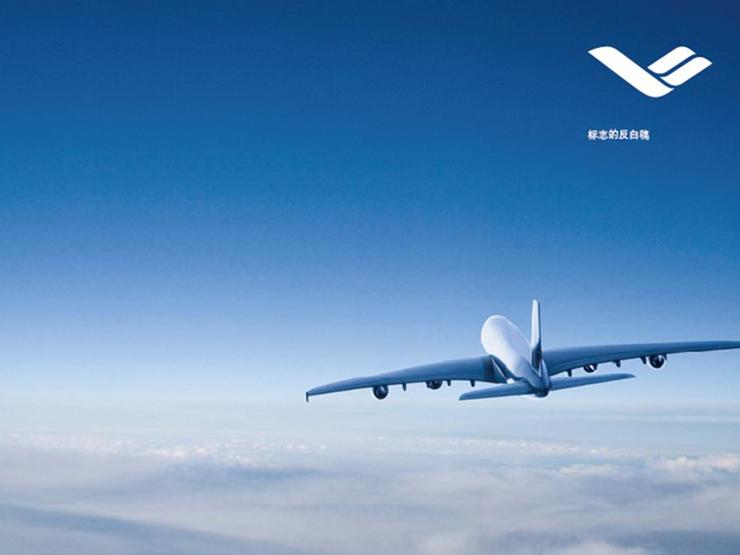 中国商飞公司标志优化 VI设计
