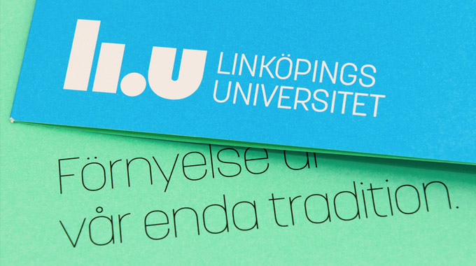 瑞典林雪平大学启用新LOGO设计