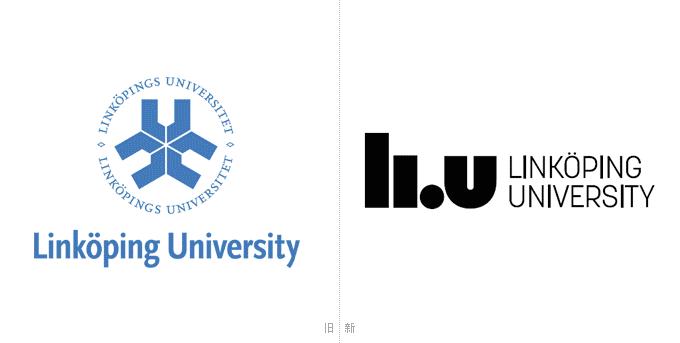 【广州logo设计】瑞典林雪平大学启用新logo设计