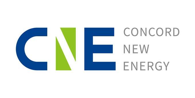"""【广州标志设计】中国风电更名""""协合新能源""""并发布新logo    2015-05"""